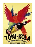 Toni Kola Reproduction d'art par Robys (Robert Wolff)