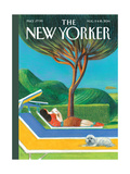 The New Yorker Cover - August 11  2014