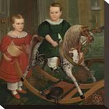 The Hobby Horse  ca 1840