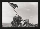 Flag Raising on Iwo Jima  c1945