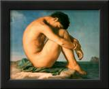 Young Male Nude  1855