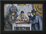 The Card Players  1890-1892