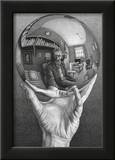 Hands with Sphere