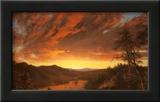 Twilight in the Wilderness  c1860