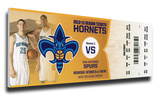 Anthony Davis NBA Debut Mega Ticket - New Orleans Hornets
