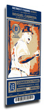 Miguel Cabrera Artist Series Mega Ticket - Detroit Tigers