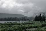 Bridge Near Homer  Alaska