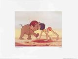 Walt Disney's The Jungle Book: Mowgli Falls in with the Colonel's Son