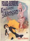 Folies-Bergere Emilienne d'Alencon