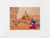 Walt Disney's Fantasia: The Sorcerer's Apprentice