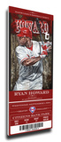 Ryan Howard Artist Series Mega Ticket - Philadelphia Phillies