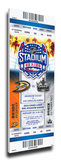 2014 NHL Stadium Series Mega Ticket - Ducks vs Kings