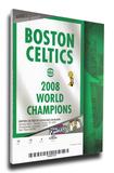 Boston Celtics 2008 NBA Champions Banner Raising Mega Ticket