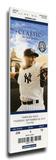 Mariano Rivera Final Game at Yankee Stadium Mega Ticket - New York Yankees