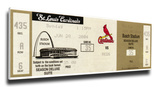 Ken Griffey Jr 500 Home Run Mega Ticket - Cincinnati Reds