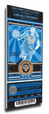 Carmelo Anthony Artist Series Mega Ticket - New York Knicks