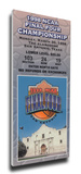 1998 Final Four Mega Ticket - Kentucky Wildcats