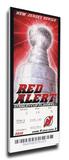 2012 NHL Stanley Cup Final Mega Ticket - New Jersey Devils