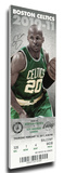 Ray Allen NBA 3 Point Record Mega Ticket - Boston Celtics