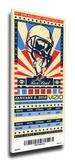 2012 Rose Bowl Mega Ticket - Oregon Ducks