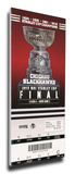 2013 NHL Stanley Cup Final Mega Ticket - Chicago Blackhawks