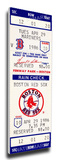 Roger Clemens First 20K Game Mega Ticket - Boston Red Sox