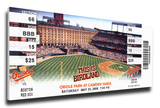 Manny Ramirez 500 Home Run Mega Ticket - Boston Red Sox