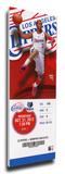 Chris Paul Mega Ticket - Los Angeles Clippers