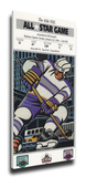 1994 NHL All-Star Game Mega Ticket  Rangers Host - MVP Richter