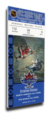 1998 NHL All-Star Game Mega Ticket  Canucks Host - MVP Teemu Selanne  Ducks