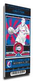 Chris Paul Artist Series Mega Ticket - Los Angeles Clippers