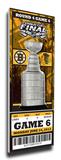 2013 NHL Stanley Cup Final Mega Ticket- Boston Bruins