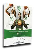 Garnett  Pierce  Allen First Game Together Mega Ticket - Boston Celtics