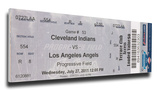 Ervin Santana No Hitter Mega Ticket - Anaheim Angels