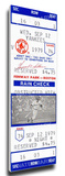 Carl Yastrzemski 3 000 Hit Mega Ticket - Boston Red Sox