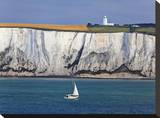 White Cliffs of Dover  Kent  England