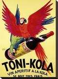 Toni Kola Tableau sur toile par Robys (Robert Wolff)