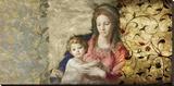 Virgin Mary (After Bronzino)