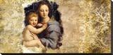 Madonna Del Candelabro (After Raffaello)