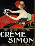 Creme Simon  ca 1925
