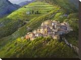Villaggio sui monti