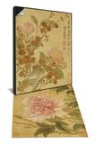 Plum Blossom and Camelias & Peony Set