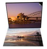 Opera House and Harbour Bridge  Sydney  Australia & Huntington Beach Pier  California  USA Set