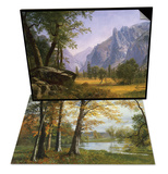 Yosemite Valley & A Quiet Lake Set