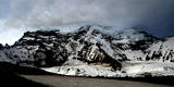 Mount Rainier's North Face Featuring the Classic Alpine Route: Liberty Ridge