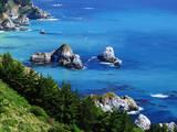 USA  California  Central California Coast