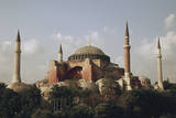 Turkey  Istanbul  View of Hagia Sophia (Aya Sofya)