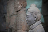 China  Shaanxi  Lintong District  Xian the Terracotta Warriors
