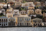 Greece  Symi  View of House at Symi Islands