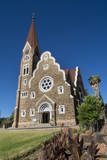 Namibia  Windhoek Famous Historical Christ Church Cathedral